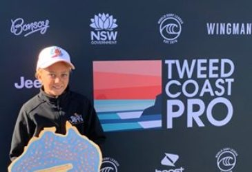 Indy Slattery wins Juraki Expression Session at WSL Tweed Coast Pro
